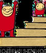 Logo Rosteme s knihou