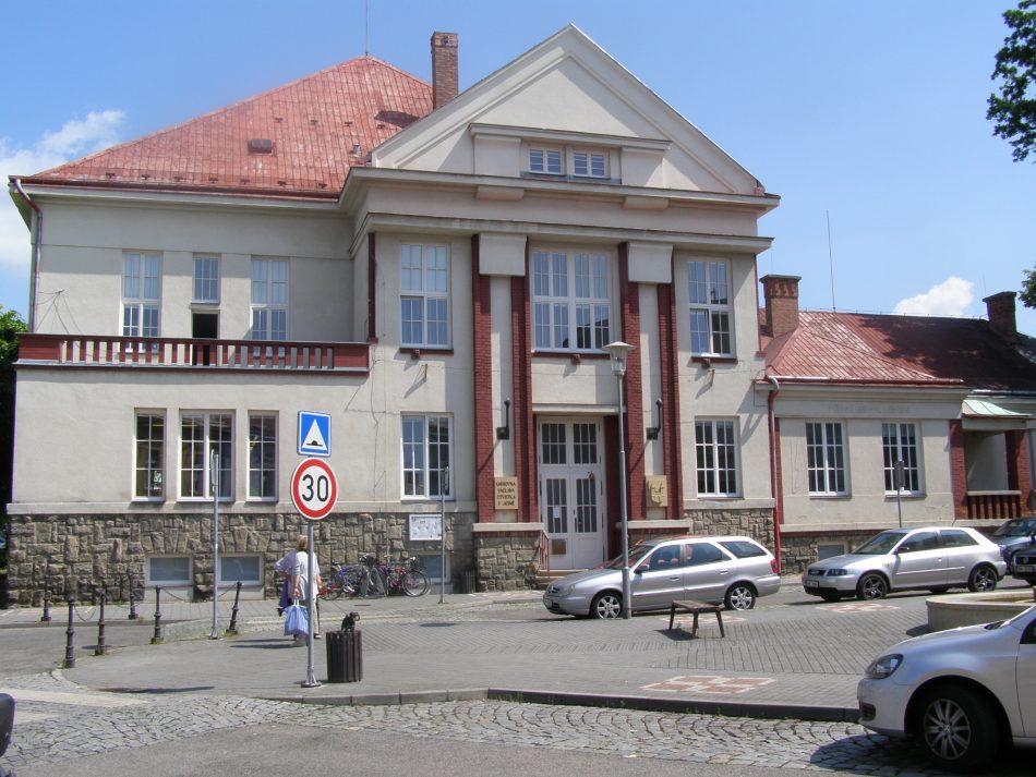 knihovna Jičín