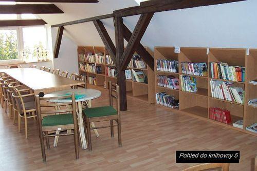 knihovna Brada-Rybníček