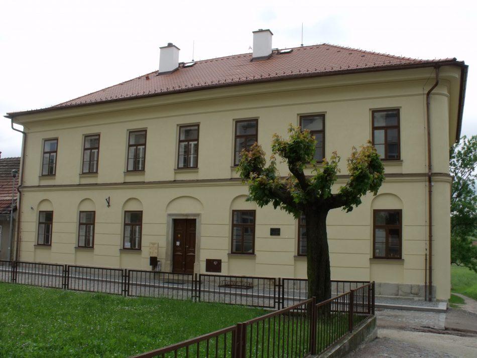 knihovna Kopidlno