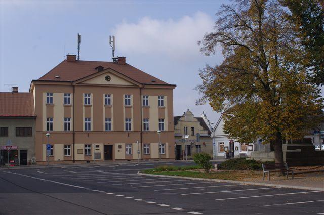 knihovna Libáň