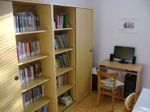 knihovna Lískovice