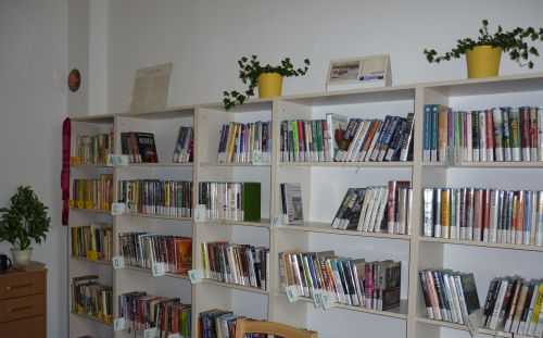 knihovna Lukavec