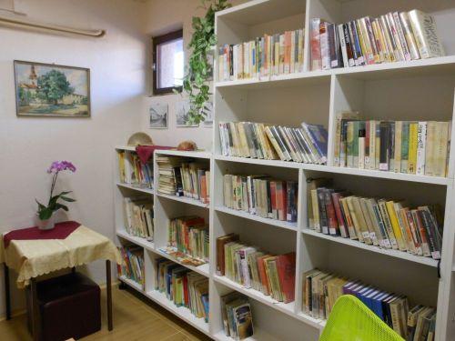 knihovna Milovice