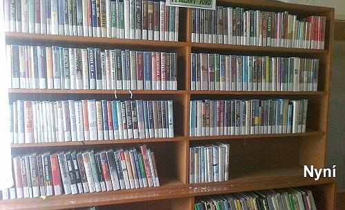 knihovna Třebnouševes
