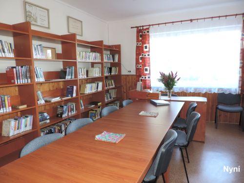 knihovna Úhlejov