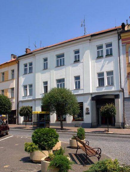 knihovna Hořice