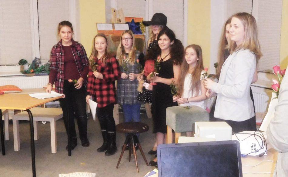 Divadelní představení žáků ZUŠ