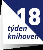 Logo Týden knihoven 2018