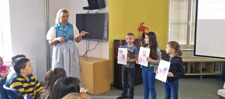 Danka Šárková v Jičíně