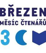 logo Březen, měsíc čtenářů